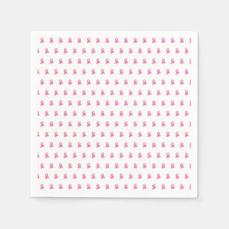 Celebrate pink event disposable napkins