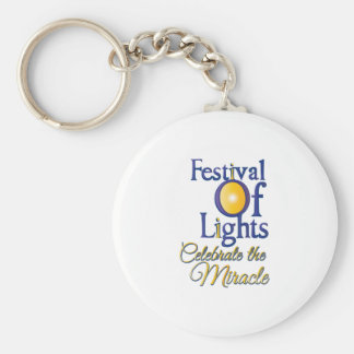 Celebrate The Miracle Keychains