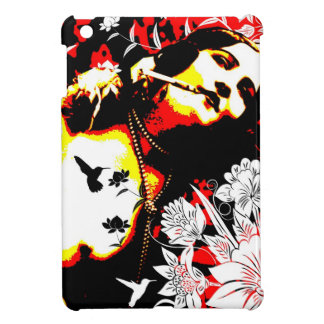 Celebrate the retro glamour and beautiful essence cover for the iPad mini