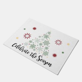 Celebrate the Season Doormat