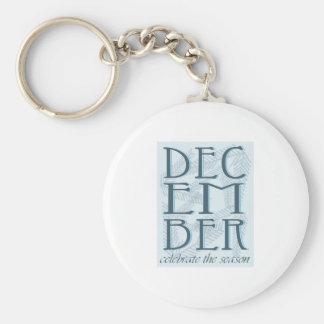 Celebrate The Season Key Chain