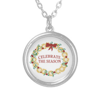 Celebrate The Season Personalized Necklace
