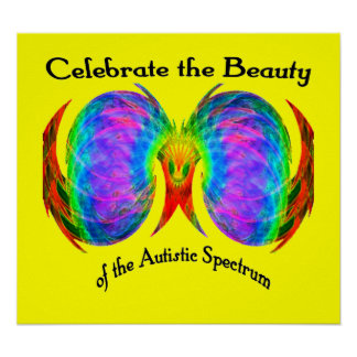 Celebrate the Spectrum Poster