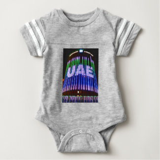 Celebrate the UAE Baby Bodysuit