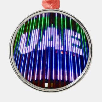 Celebrate the UAE Metal Ornament