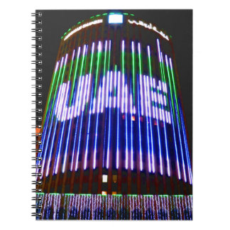 Celebrate the UAE Notebook