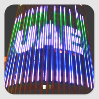 Celebrate the UAE Square Sticker