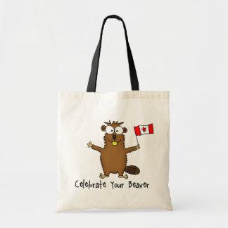 Celebrate Your Beaver Tote Bag