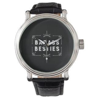 Celebrate Your Best Friends - Girl Gang Besties Wristwatch
