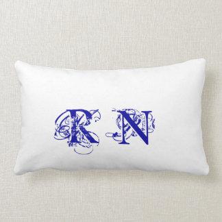 Celebrate your favorite Registered Nurse Lumbar Cushion