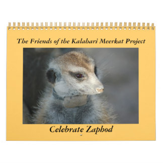 Celebrate Zaphod - Calendar