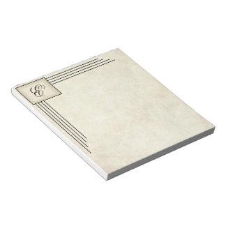 Celebrating 1920s Style Notepad