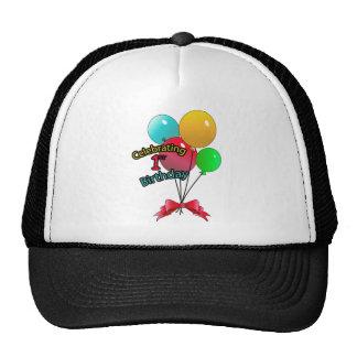 Celebrating 1st Birthday Cap