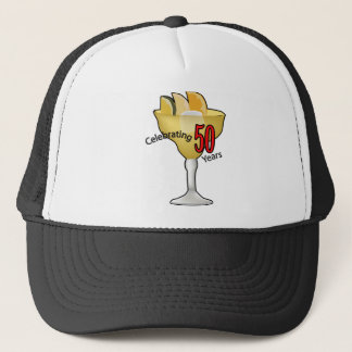 Celebrating 50 years cap