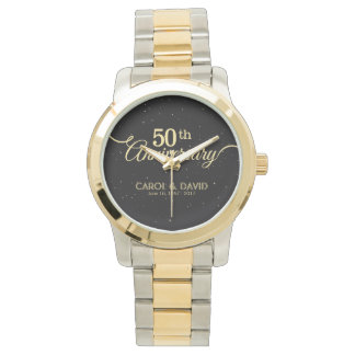 Celebrating 50th Anniversary. Customizable. Watch