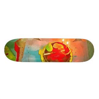 Celebrating a birthday 19.7 cm skateboard deck
