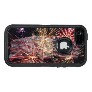 Celebrating America OtterBox iPhone 5/5s/SE Case