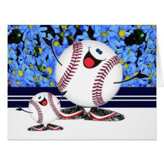 Celebrating Baseballs Big Greeting Card