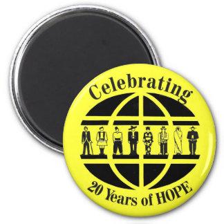 Celebrating HOPE Magnet