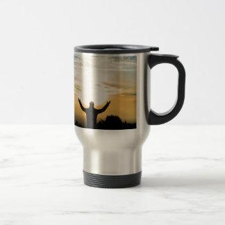 celebrating life mug