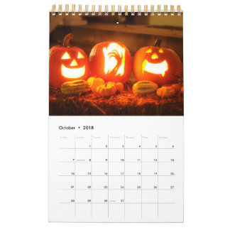 Celebrating Monthly Holidays Calendar
