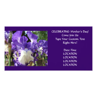 Celebrating Mother's Day! Invitations Come Join Us Customized Photo Card