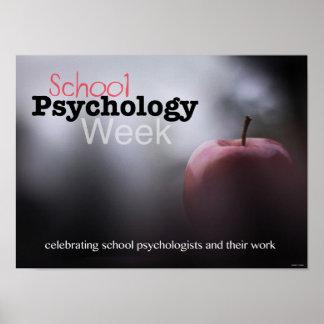 Celebrating School Psychology Week Poster