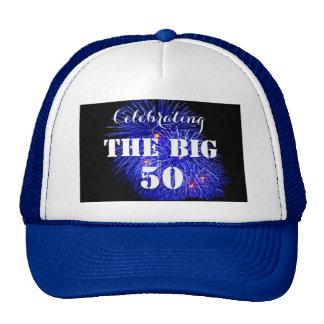Celebrating THE BIG 50 - Cap