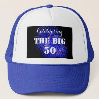 Celebrating THE BIG 50 - Trucker Hat
