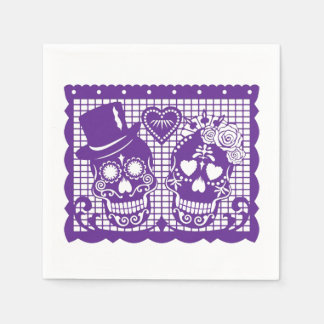 Celebrating Together DOD Party Paper Napkins