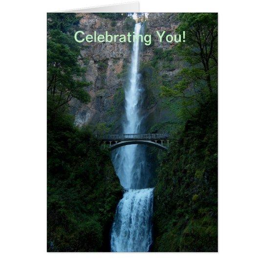 Celebrating You Card