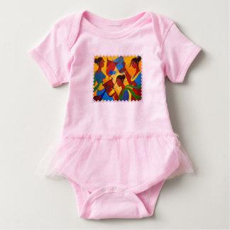 celebration baby bodysuit