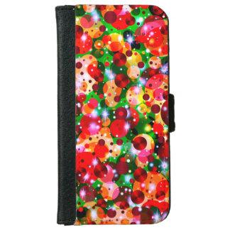 Celebration Dots 2-iPhone 6/6s Wallet Case