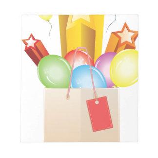 Celebration Gifts Notepads