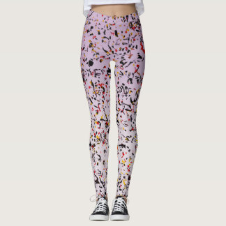 CELEBRATION - Lilac Leggings