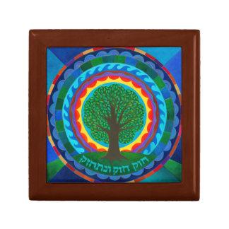 Celebration Mandala Box Small Square Gift Box