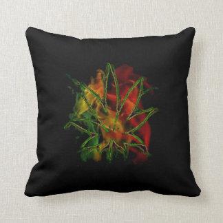 celebration music colleagues reggae mariha mi throw pillow