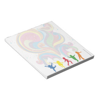 Celebration Of Children small notepad