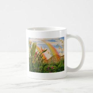 """""""Celebration of Life"""" Basic White Mug"""