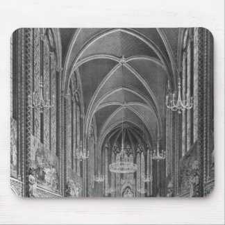 Celebration of the mass for the magistrature mouse pad