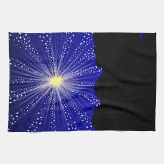 Celebration Silhgouette Kiss Towels
