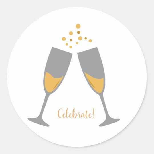 Celebration Sticker