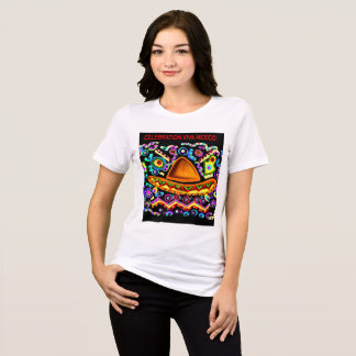 CELEBRATION VIVA MEXICO T-Shirt