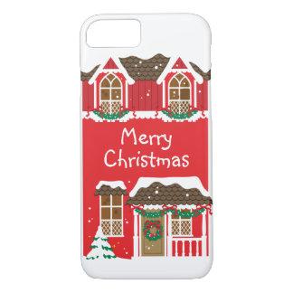 Celebrations Street - Christmas iPhone 7 Case