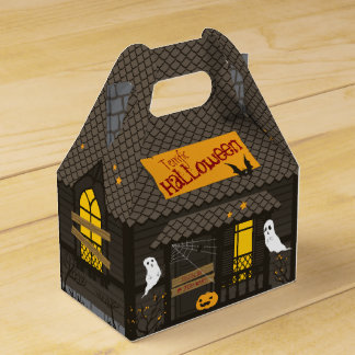 Celebrations Street - Halloween (dark) Favour Box