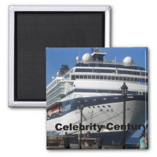 Celebrity Century Square Magnet