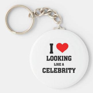 Celebrity Key Chain