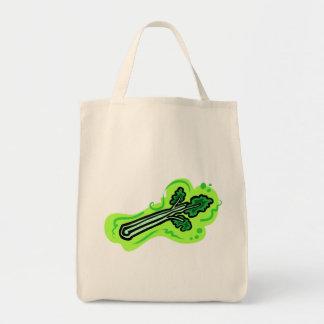 Celery Tote Bags