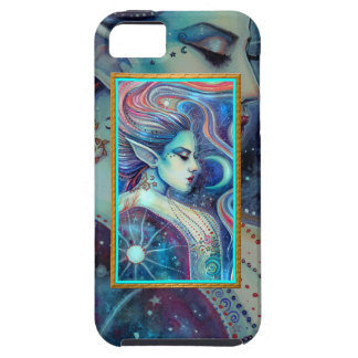 Celesta Faery Fairy Fantasy Art Celestial Tough iPhone 5 Case