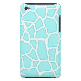 Celeste Giraffe Animal Print Barely There iPod Covers